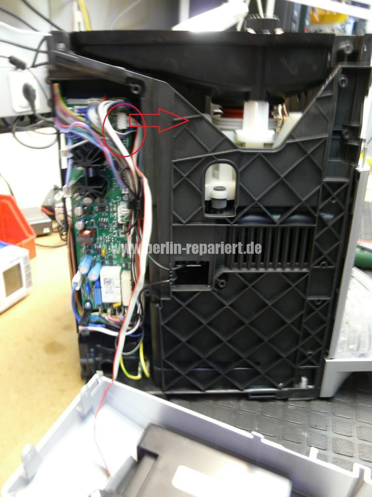 Delonghi Magnifica ESAM3600.S, Display Defekt (6)