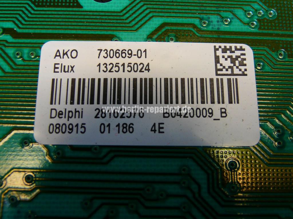 Elektrolux EWF 14070W, Motor dreht nur noch schnell (1)