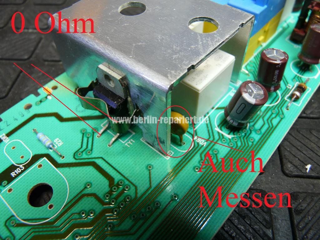 Elektrolux EWF 14070W, Motor dreht nur noch schnell (3)