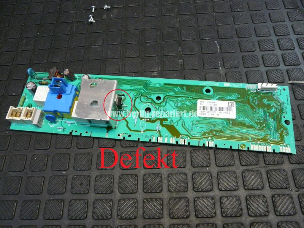 Elektrolux EWF 14070W, Motor dreht nur noch schnell (8)