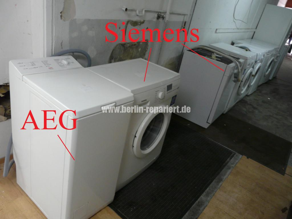 Elektroschrott Elektronic Waste Siemens Bosch AEG Privileg (3)