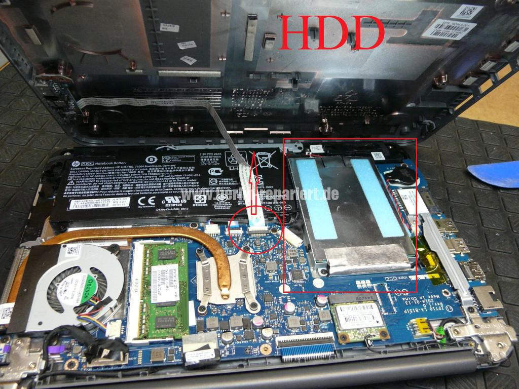 HP Pavilion 11-n077, Boot Device Not Found (9)