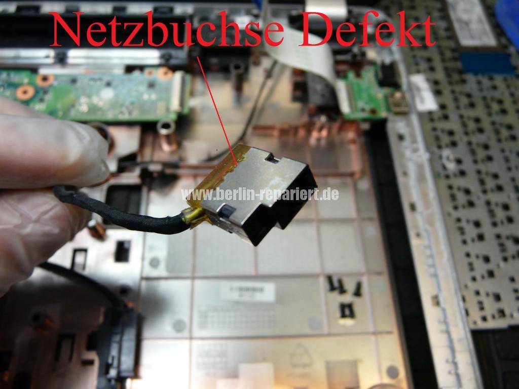 HP Pavilion 17-e130, Netzbuchse Defekt (17)