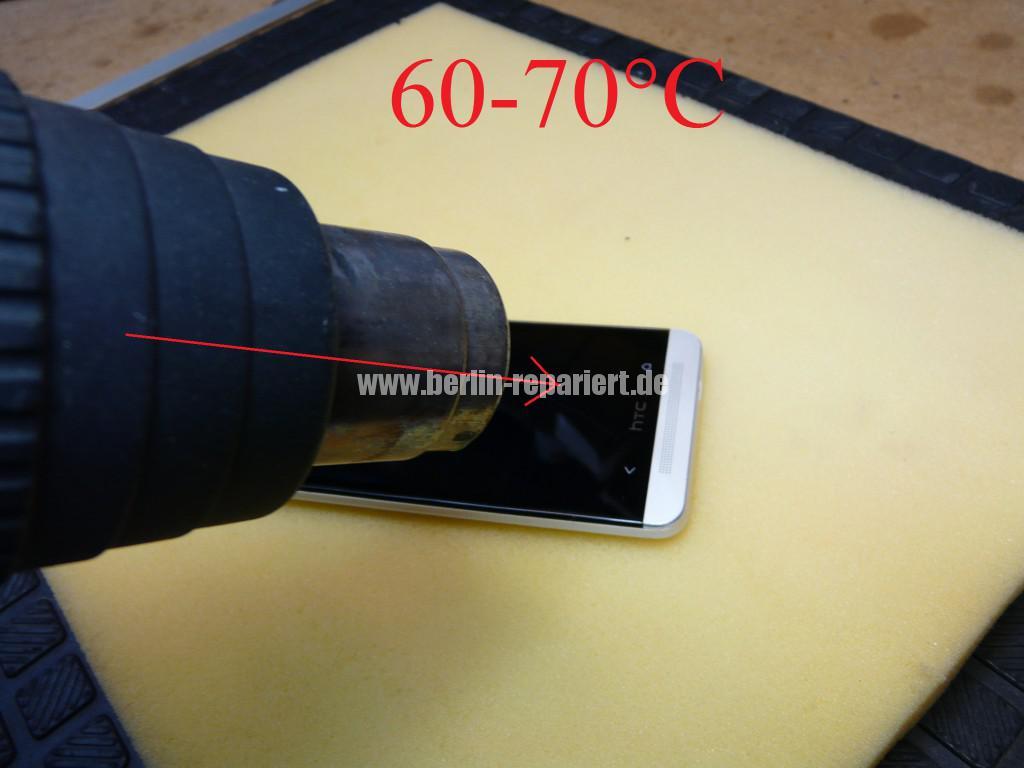 HTC One M7, USB Buchse Defekt (2)