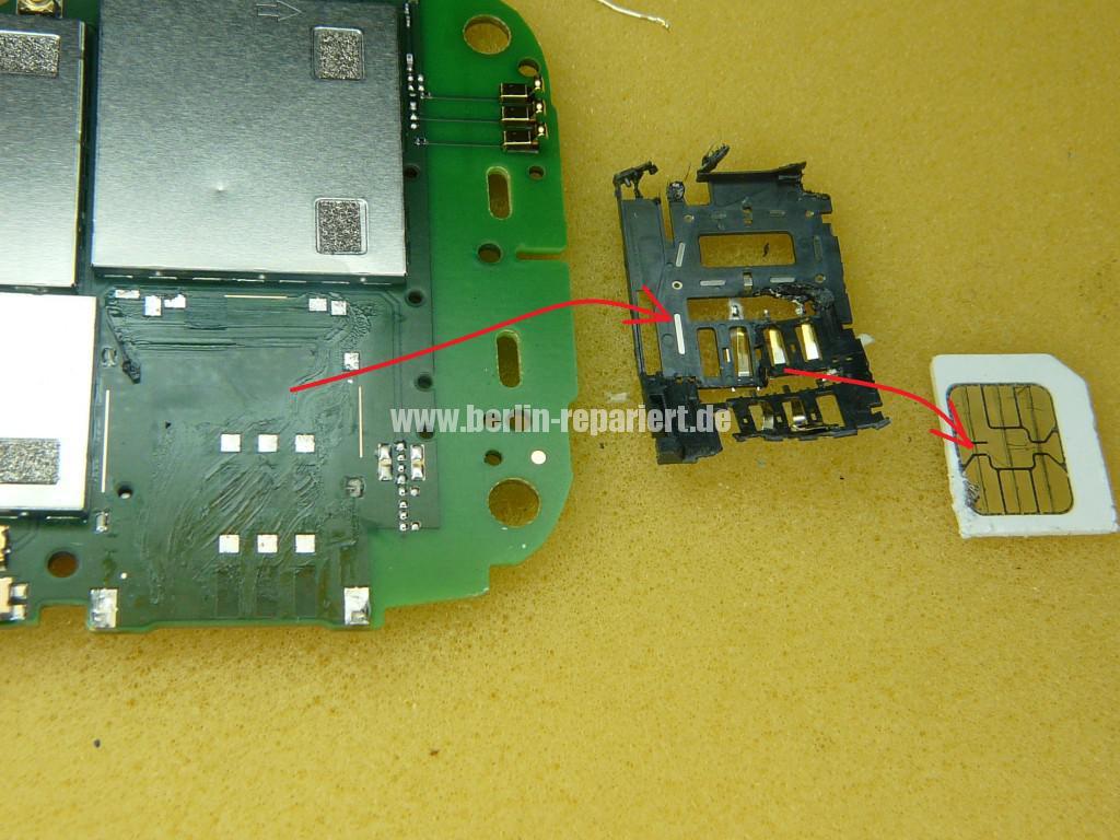 Huawei Mobile WiFi, SIM Fach defekt (12)