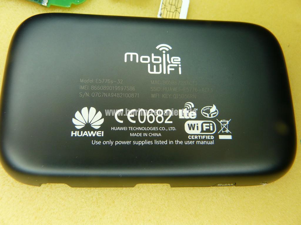 Huawei Mobile WiFi, SIM Fach defekt (14)