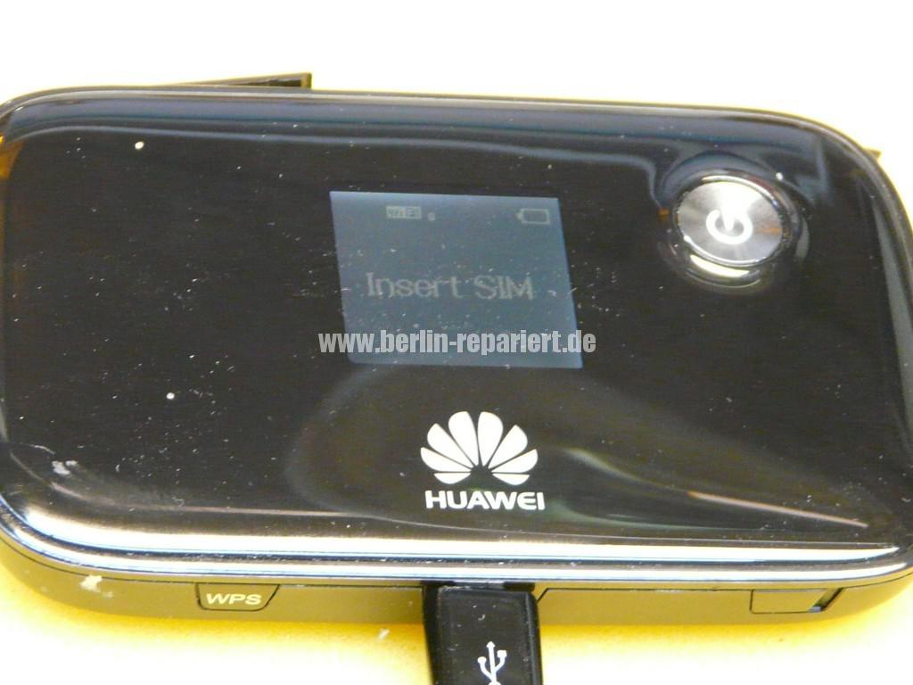 Huawei Mobile WiFi, SIM Fach defekt (4)
