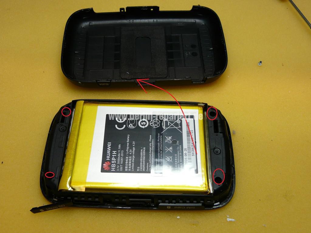 Huawei Mobile WiFi, SIM Fach defekt (6)