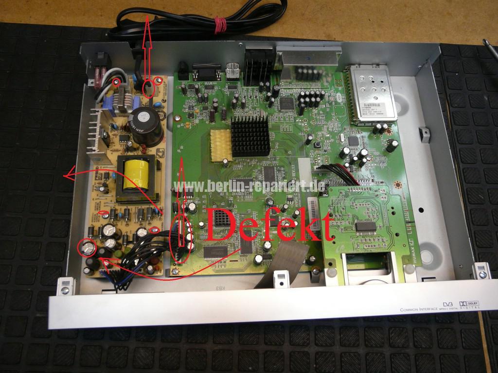 Humax Sky PR-HD1000, keine Funktion (2)