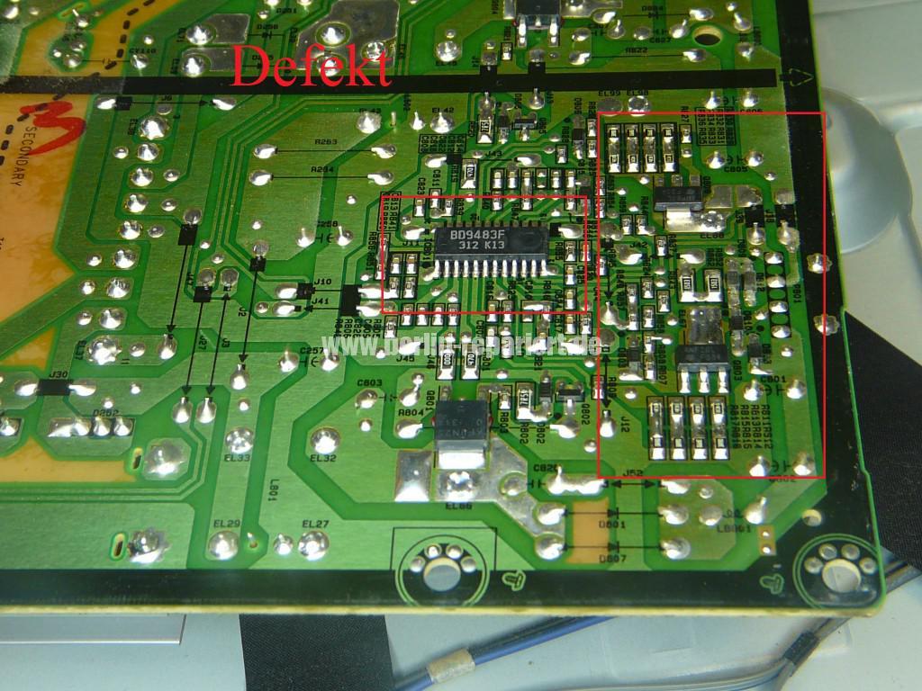 LG 47LN6138, geht nicht an, keine Funktion (8)