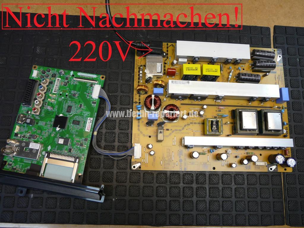 LG 60PN6506, geht nicht an, LED Leuchtet, ein Klick ist zu hören (20)