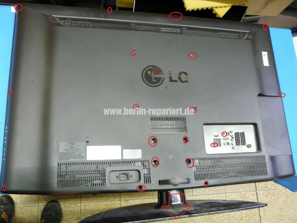 LG LG5000, Bild solarisiert, Gamma Fehler  (5)