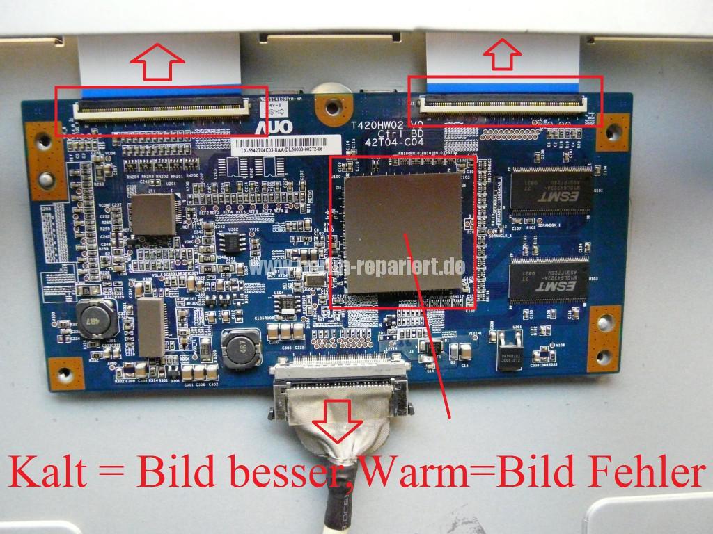 LG LG5000, Bild solarisiert, Gamma Fehler  (8)