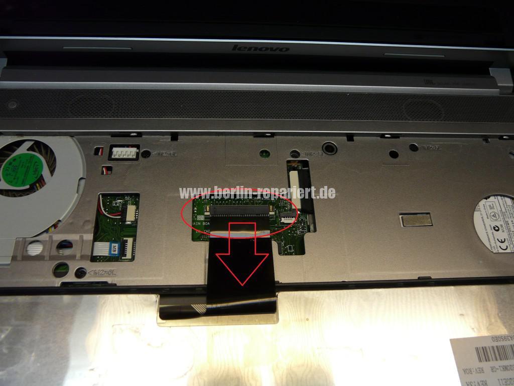 Lenovo IdeaPad Z710, Tastatur Defekt (4)