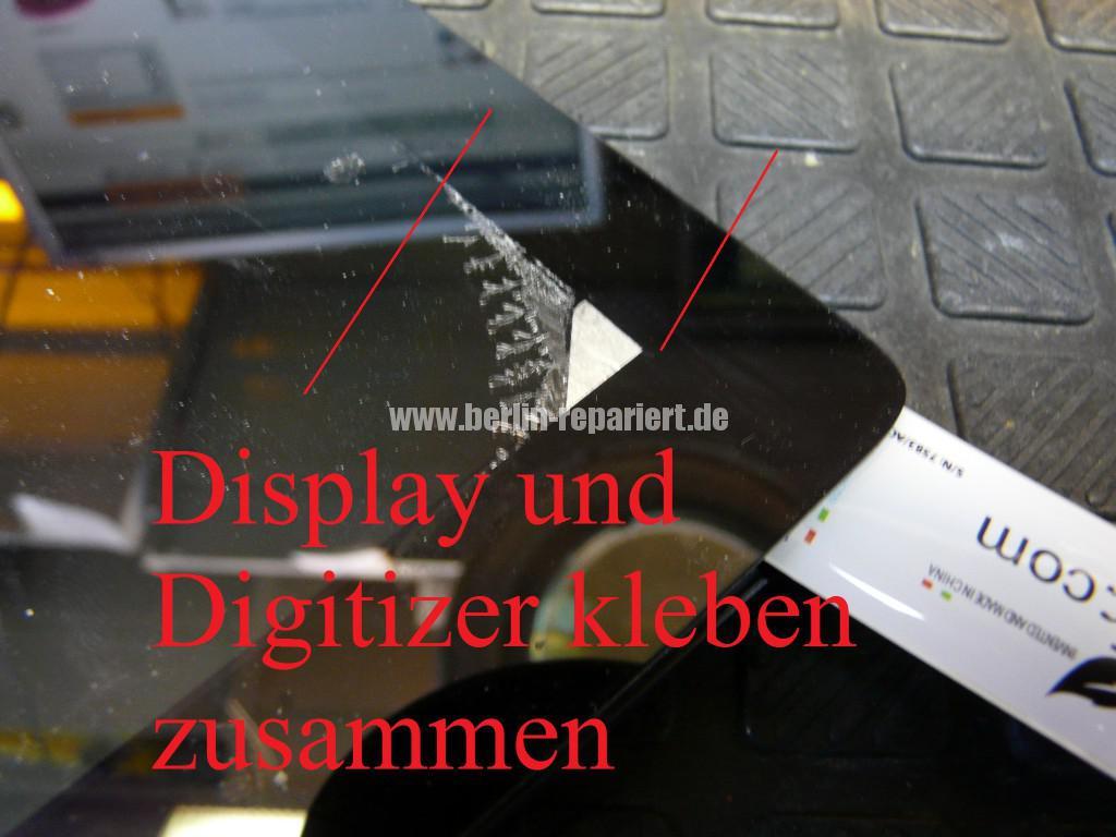 Lenovo Ideapad U310, Display Defekt, Scharniere Defekt (14)