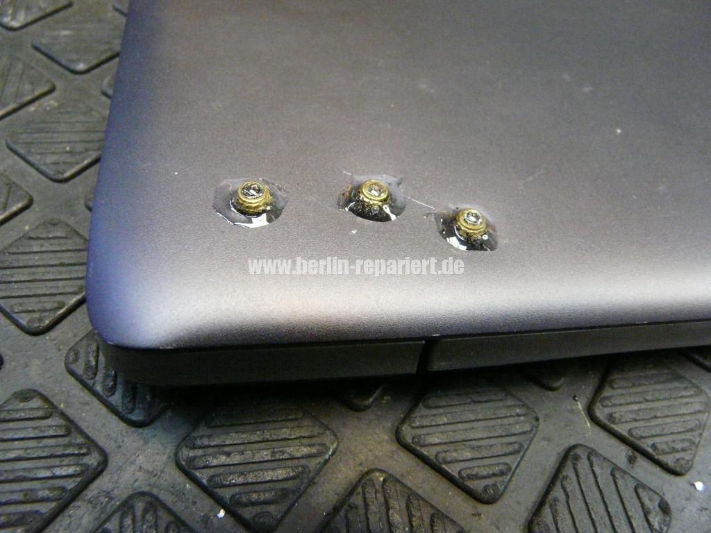 Lenovo Ideapad U310, Display Defekt, Scharniere Defekt (31)