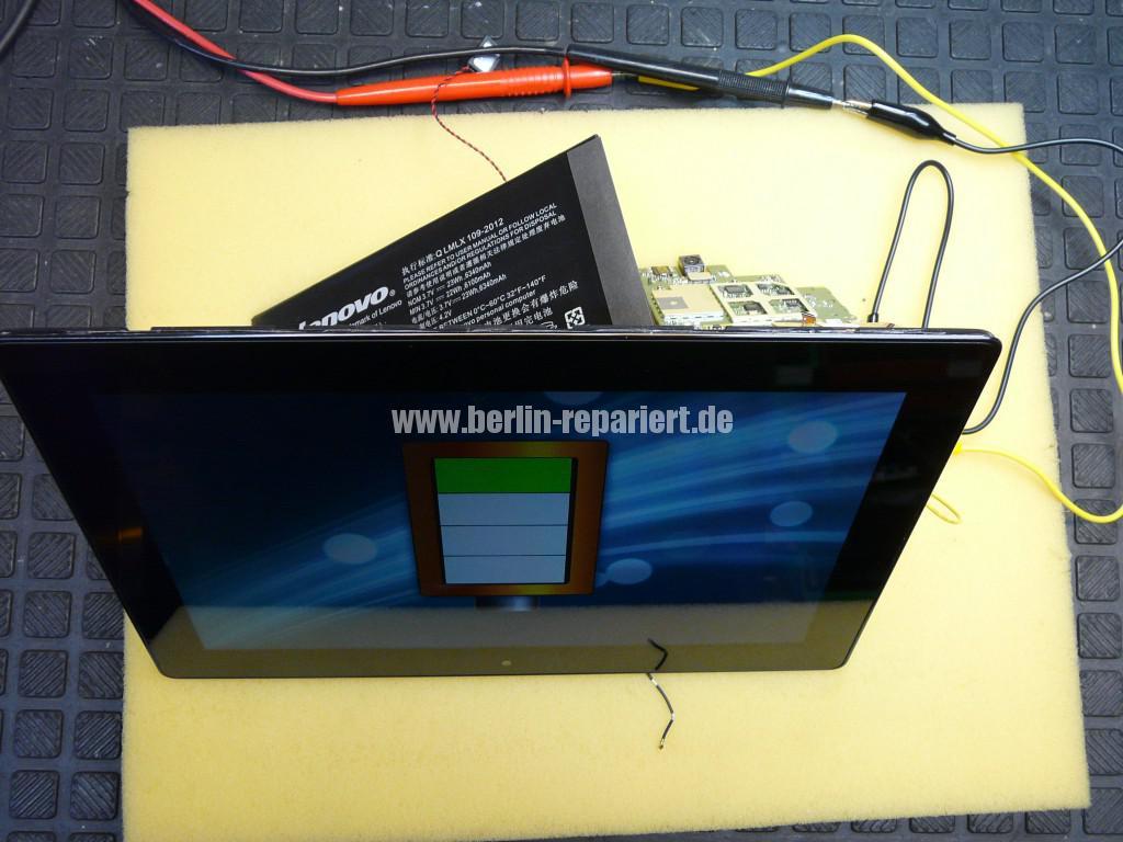 Lenovo Smart Tab III, USB Buchse Defekt (10)