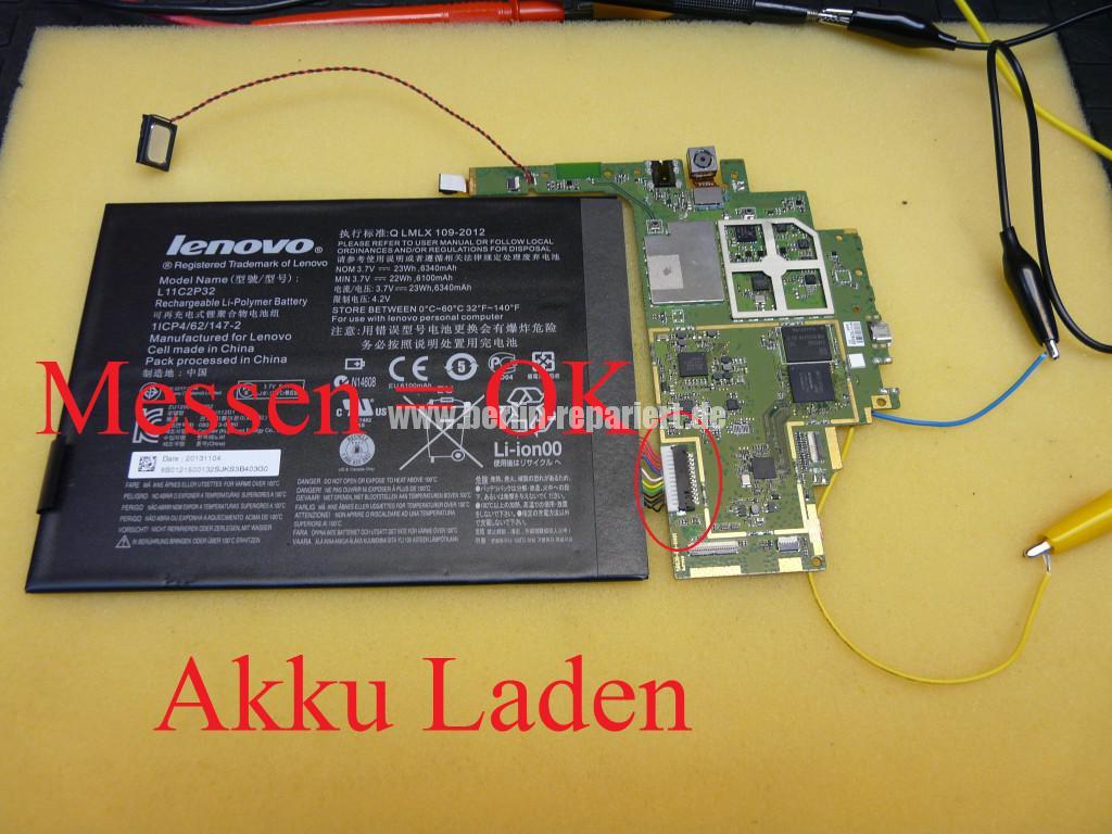 Lenovo Smart Tab III, USB Buchse Defekt (7)