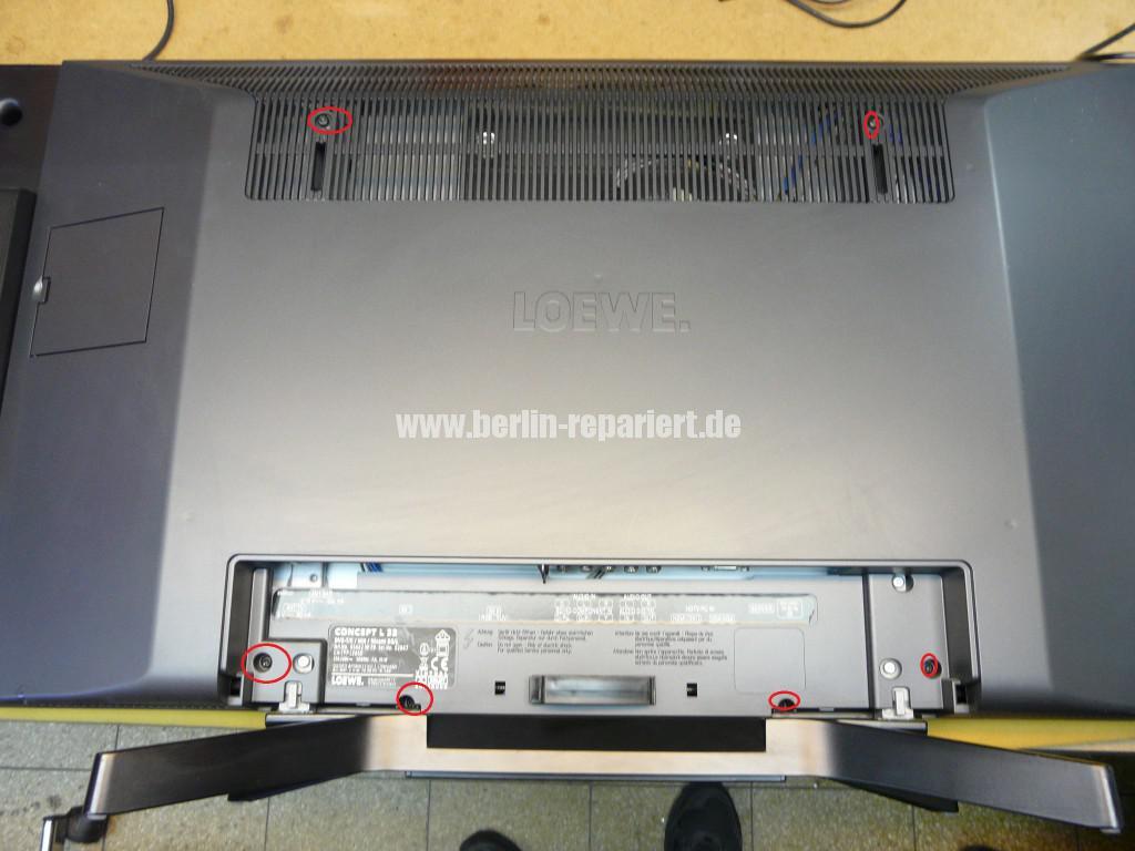 Loewe Concept L32, Ton Verzerrt (2)