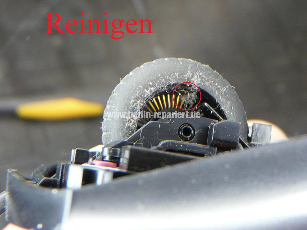 Logitech RX250, Scrollrad anzeige springt  (7)