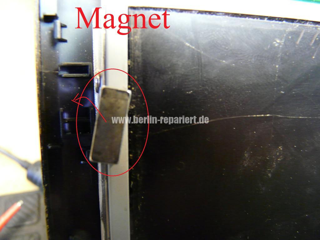 MSI U100, Display Schaden (5)