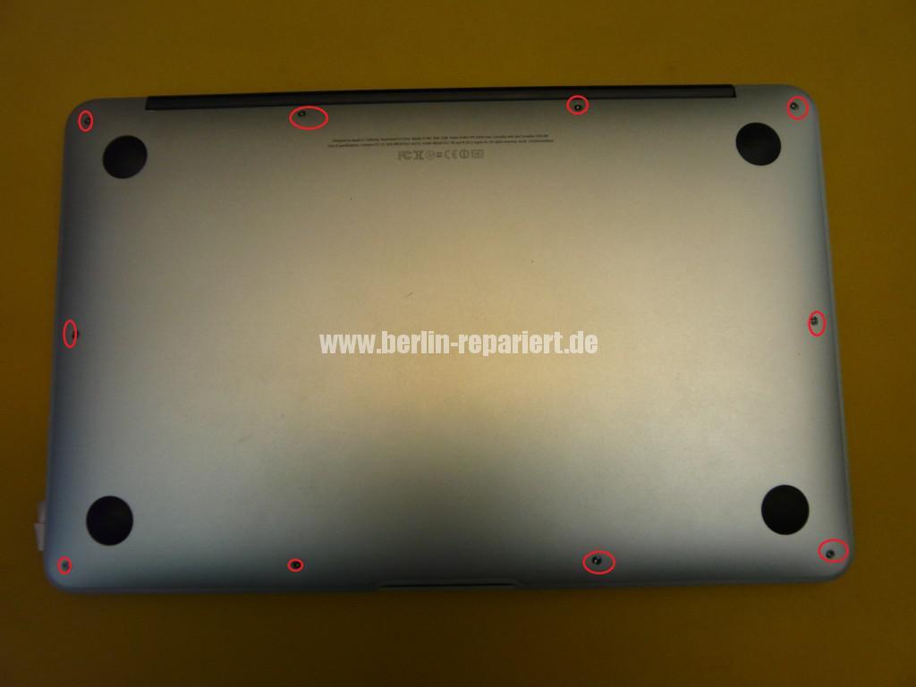 MacBook Air A1465, Display Defekt (18)