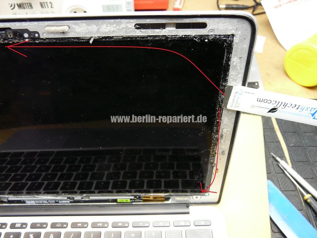 MacBook Air A1465, Display Defekt (30)