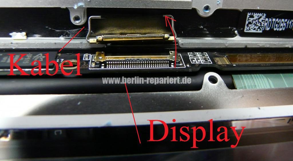 MacBook Air A1465, Display Defekt (32)