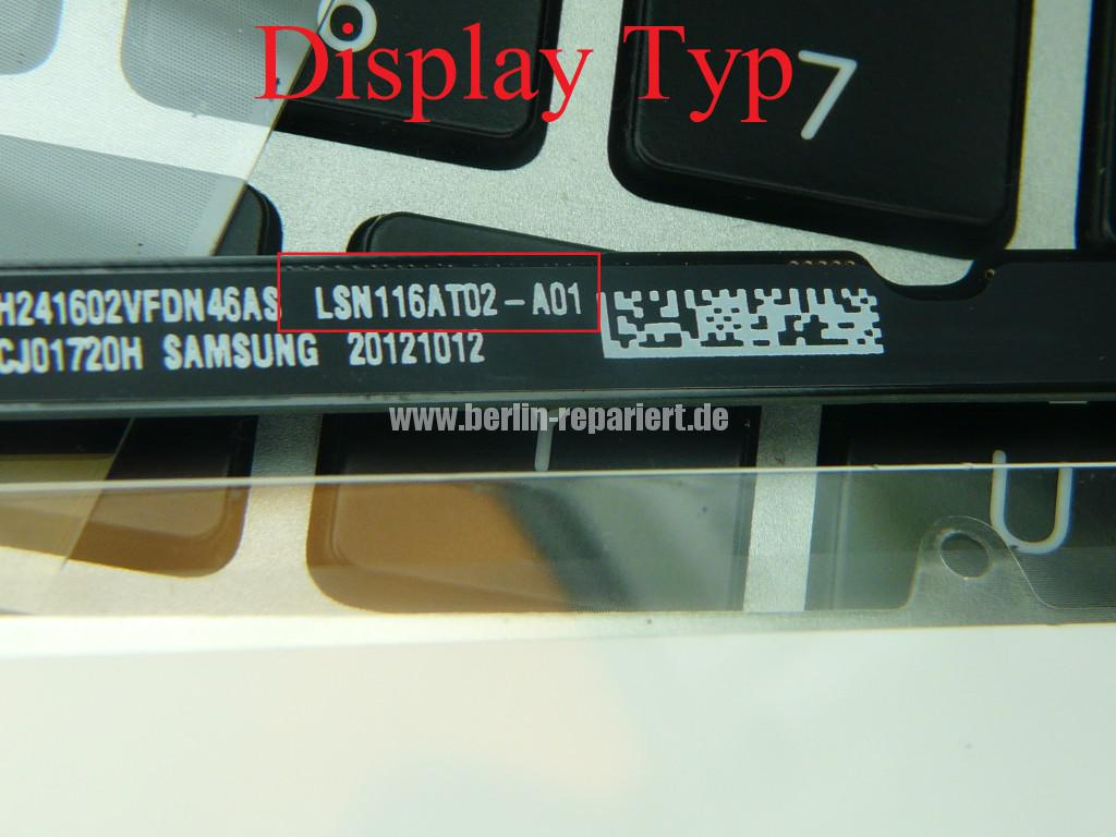MacBook Air A1465, Display Defekt (33)