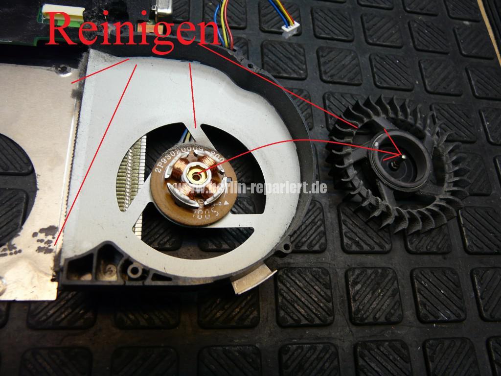 Medion Akoya MD 98330, Lüfter Reparieren (11)