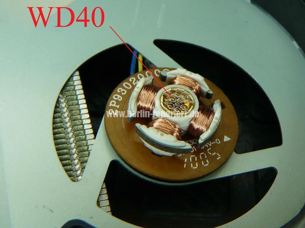 Medion Akoya MD 98330, Lüfter Reparieren (16)