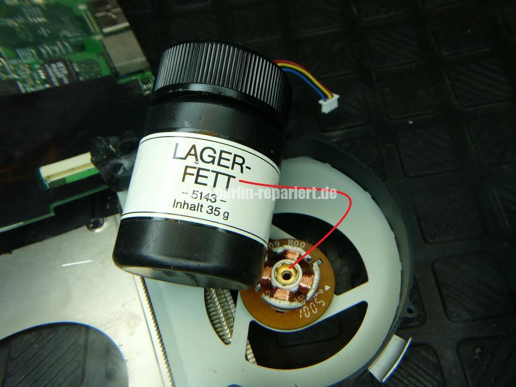 Medion Akoya MD 98330, Lüfter Reparieren (18)