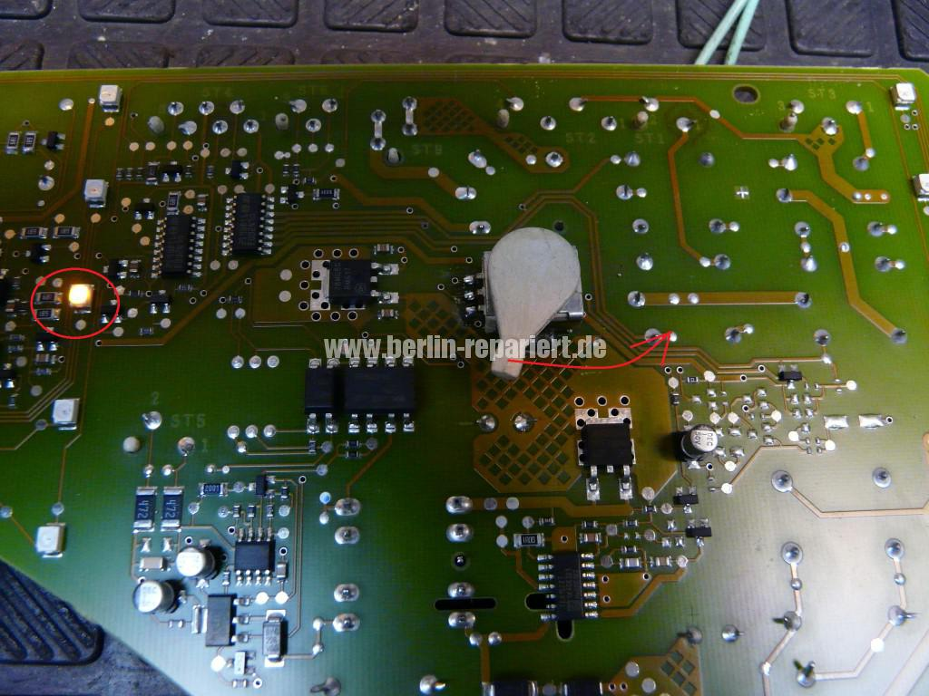 Miele EPWL 330, Mat. Nr. 06175436, Programschalter defekt (14)