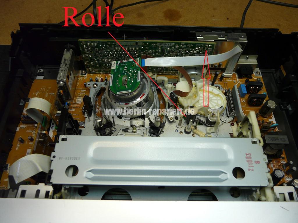 Panasonic NV-HS930, schlechtes Bild (2)