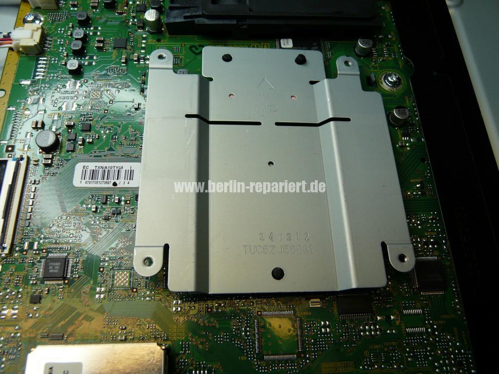 Panasonic TX-L42EW5, Streifen im Bild (12)