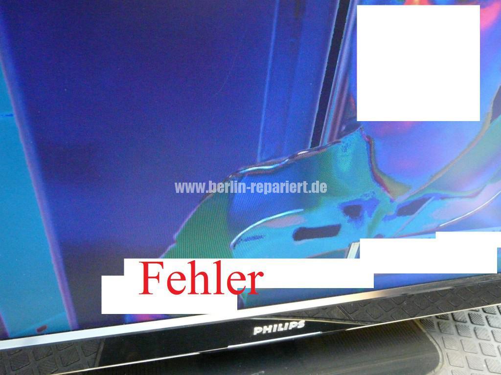 Philips 32PFL7603, Bild Solarisiert, Gamma Fehler (2)