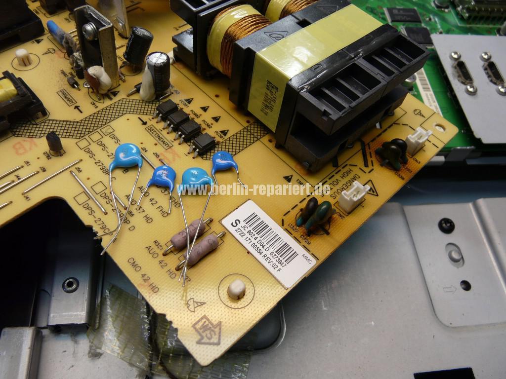 Philips 37PFL560D10, keine Funktion, Blinkt (10)