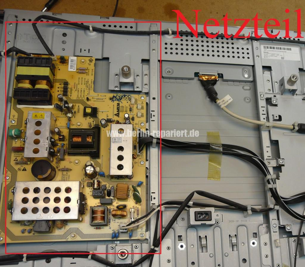 Philips 37PFL560D10, keine Funktion, Blinkt (2)