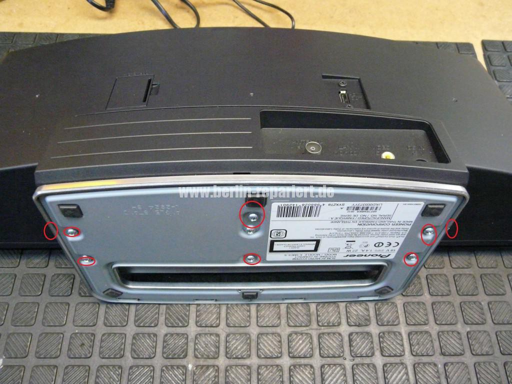 Pioneer X-SMC5-S, schlechte Klang (2)