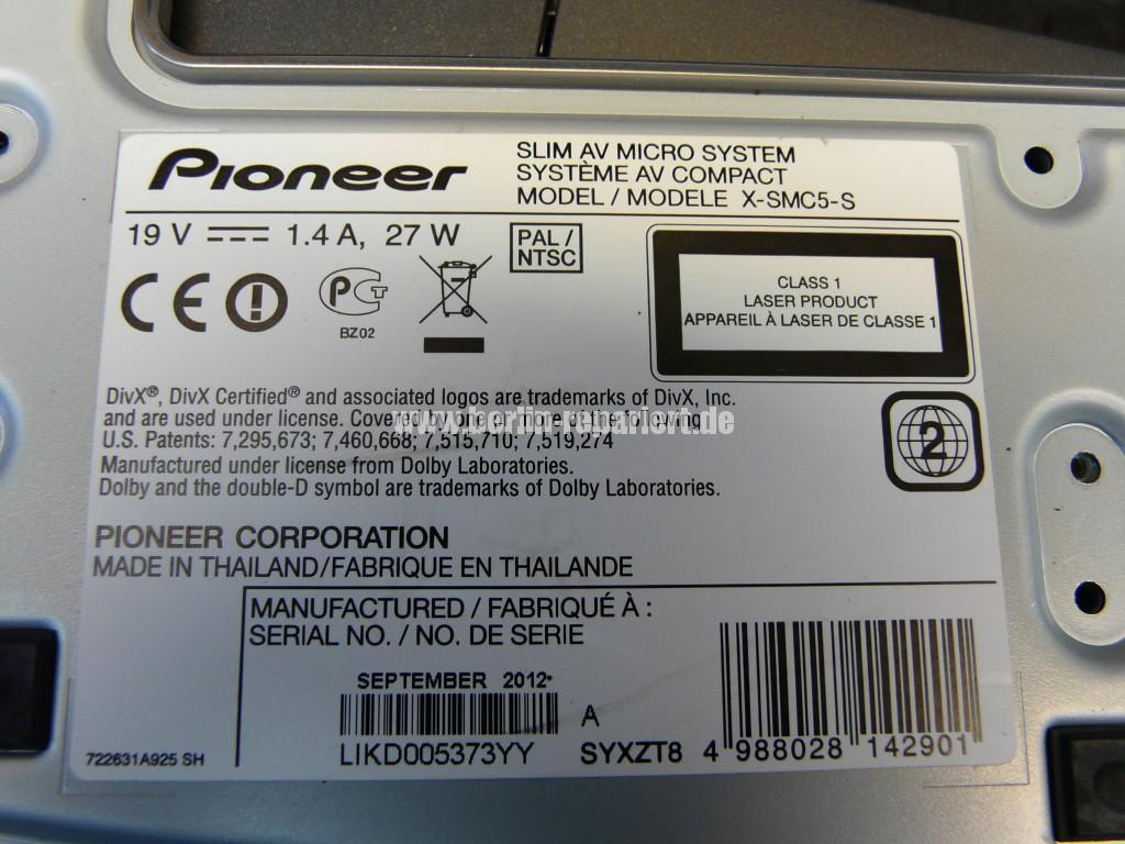 Pioneer X-SMC5-S, schlechte Klang (9)