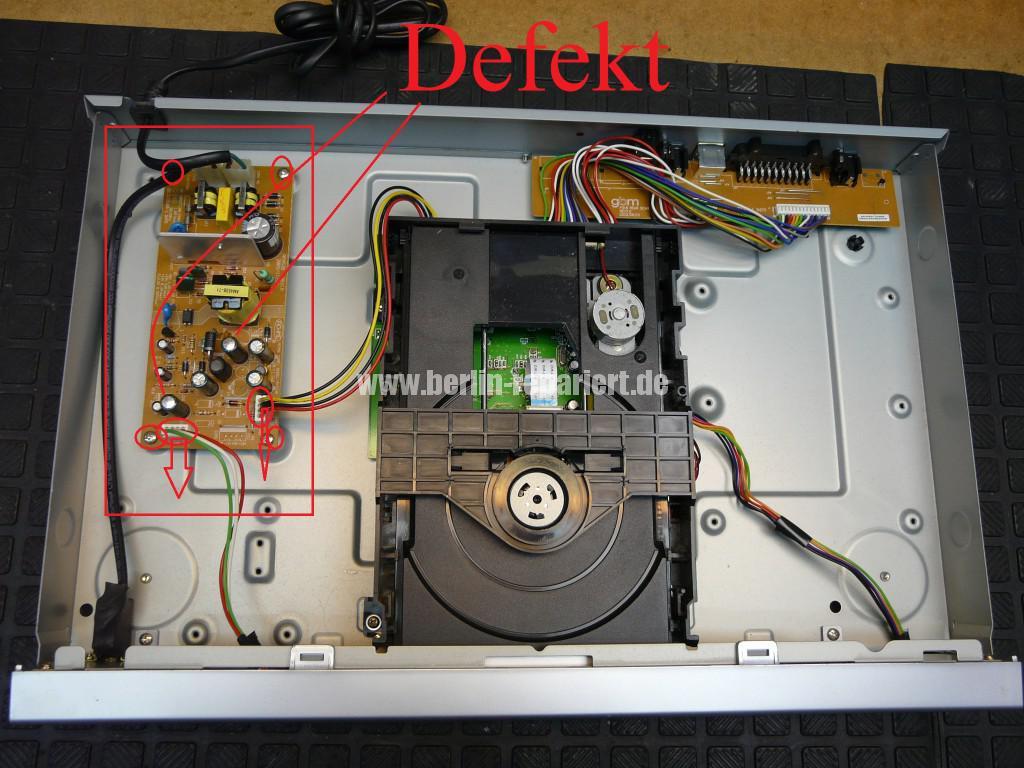 SEG DVD 430, keine Funktion (2)