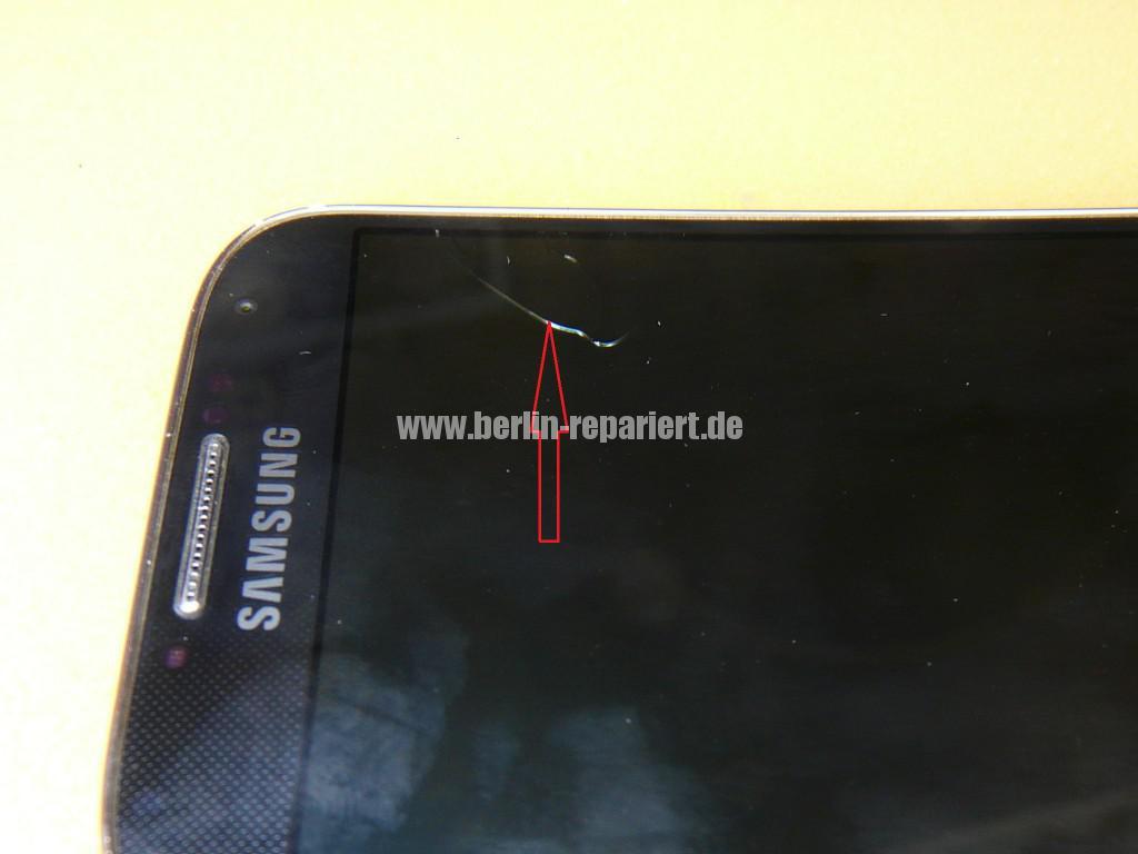 Samsung Galaxy GT-i9500, kein Bild (2)