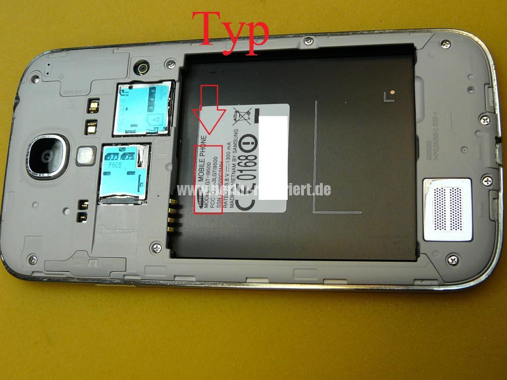 Samsung Galaxy GT-i9500, kein Bild (3)