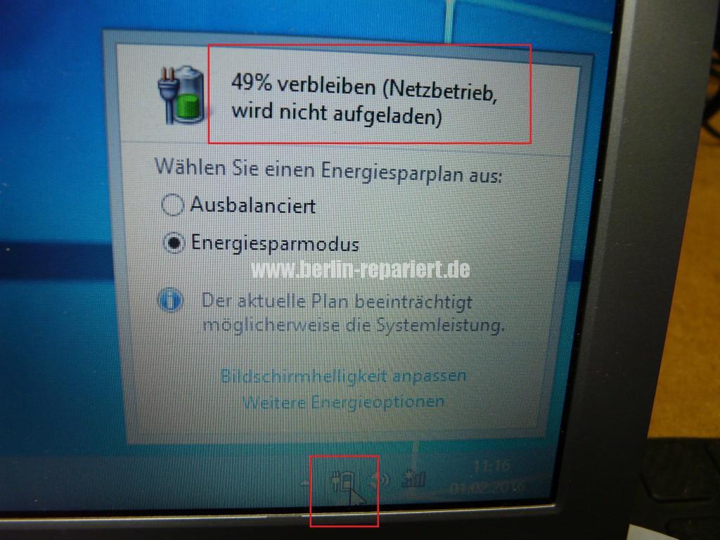 Samsung NP510RSE, Akku wird nicht geladen (5)