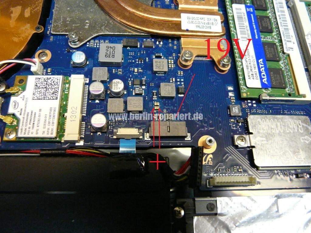 Samsung NP510RSE, Akku wird nicht geladen (8)