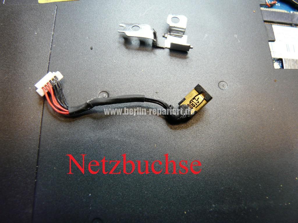Samsung NP535U, Netzbuchse Defekt, Netzbuchse tauschen (11)