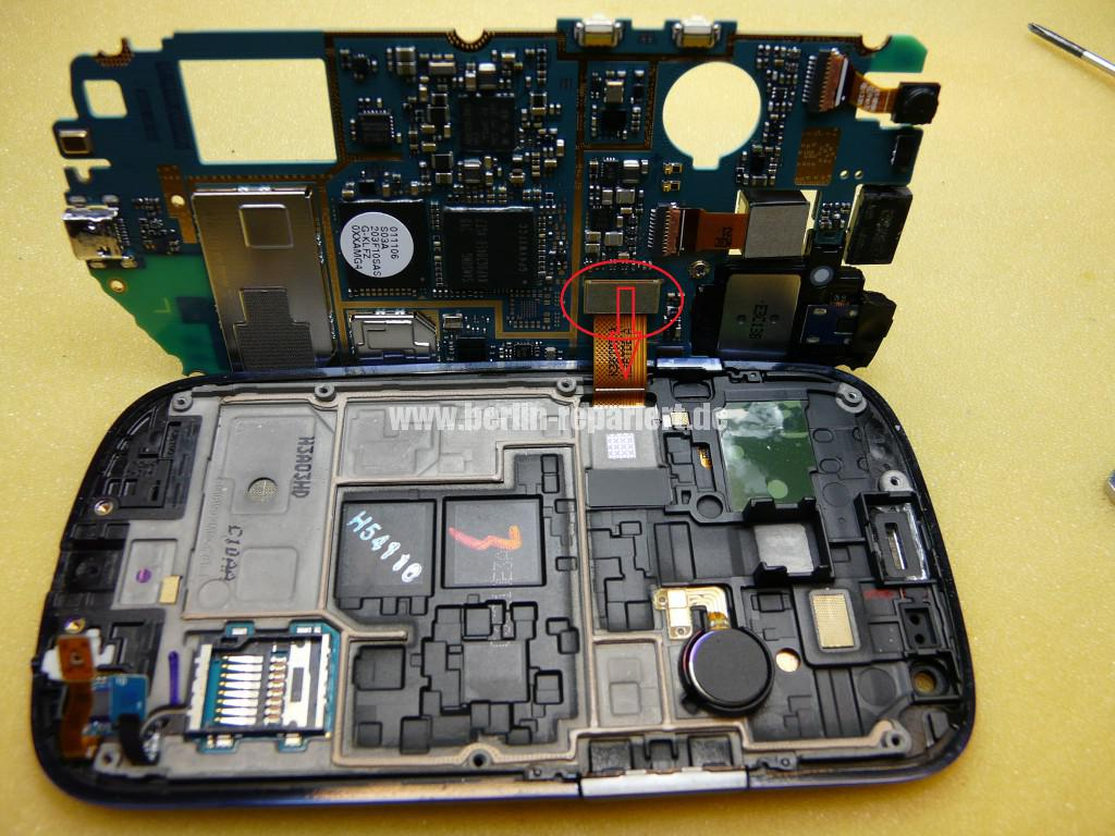 Samsung S3 mini, i8190, Display Tauschen (5)