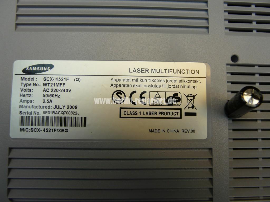 Samsung SCX-4521F, keine Funktion (12)