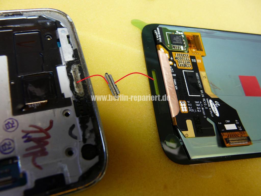 Samsung SM-G900F, Display Tauschen (13)