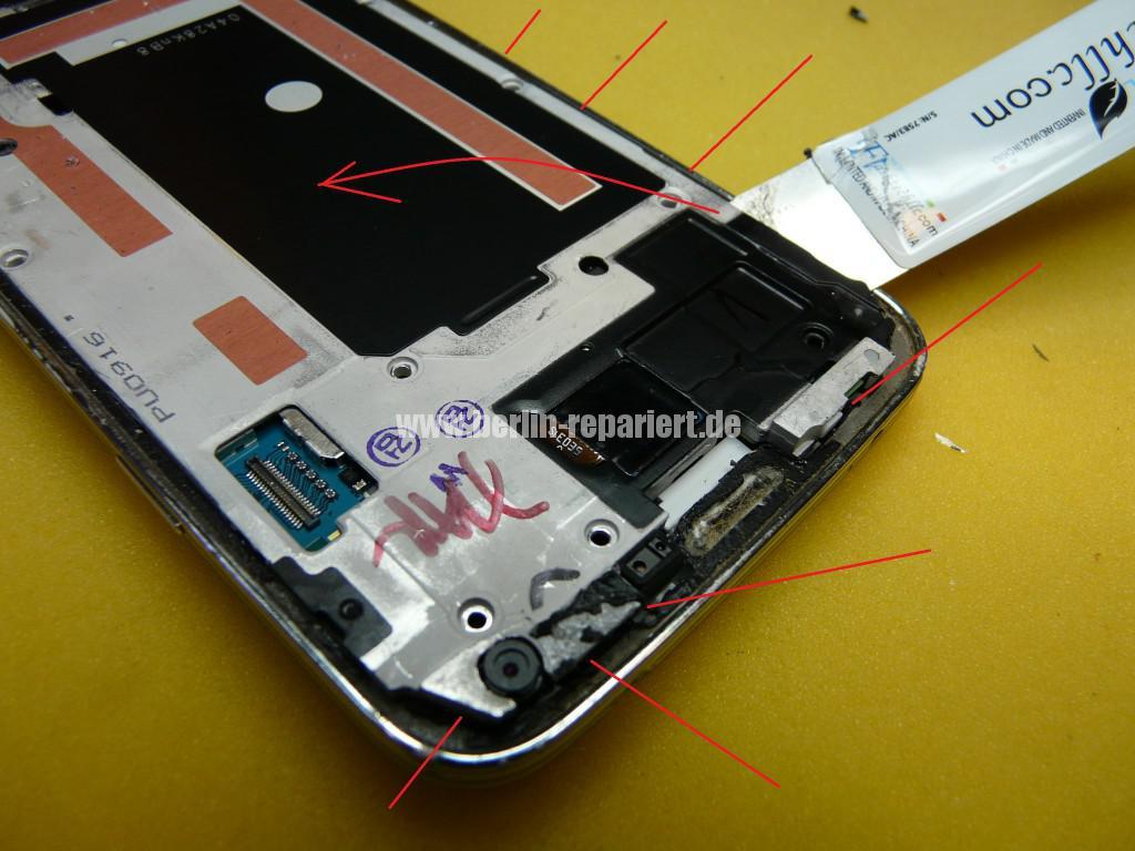 Samsung SM-G900F, Display Tauschen (14)